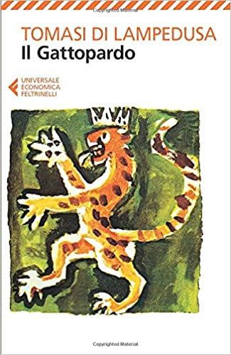 Il gattopardo, Tomasi Di Lampedusa