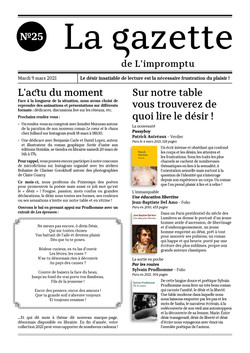 Gazette n°25