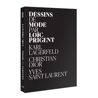 Dessins de mode par Loïc Prigent