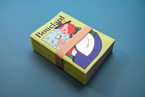 Bouclard : revue littéraire numéro 3