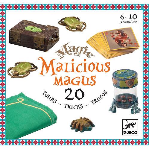 Magic Malicious Magus : 20 tours