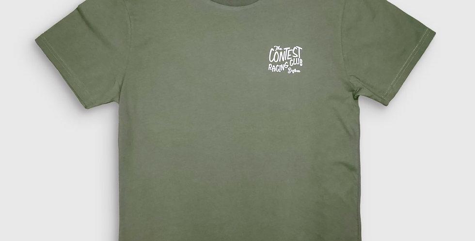 [数量限定]半袖ロゴTシャツ The Contest