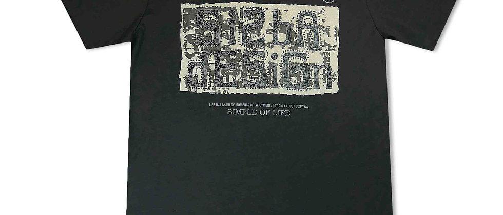 半袖 グラフィックTシャツ Sizba Design