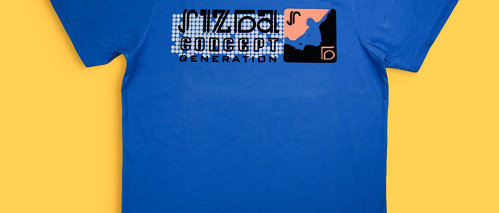 半袖 グラフィックTシャツ Concept