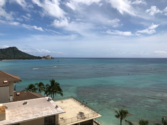 Waikiki - A Bustling Retreat