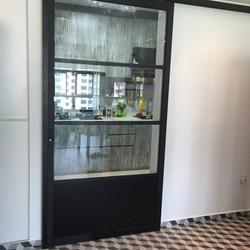 Top Hung Sliding Door