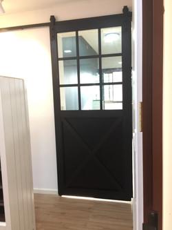 Aluminium Barn Door
