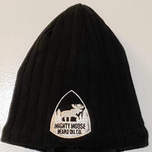 Mighty Moose Beard Oil Co. toque