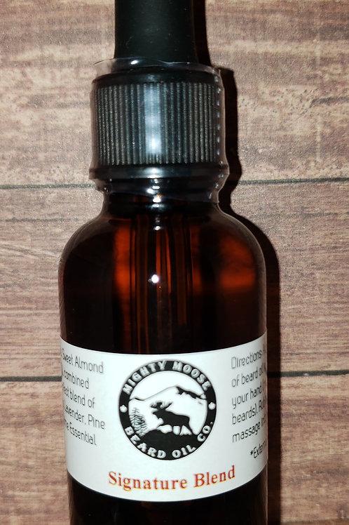 Signature Blend Beard Oil 30ml (1oz)