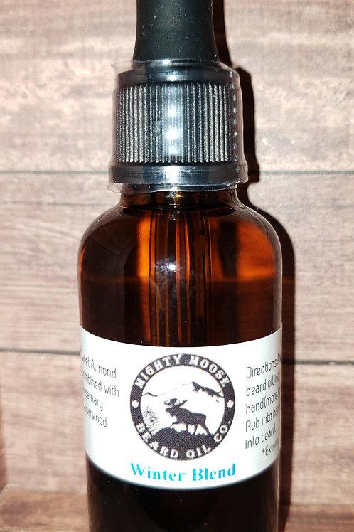 Winter Blend Beard Oil 30ml (1oz)