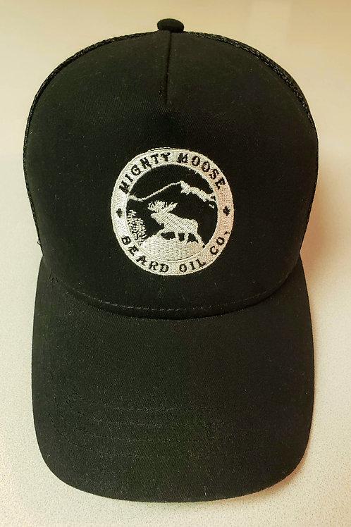 Mighty Moose Ball cap - Round logo