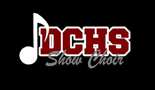 DCHS Show Choir Decal
