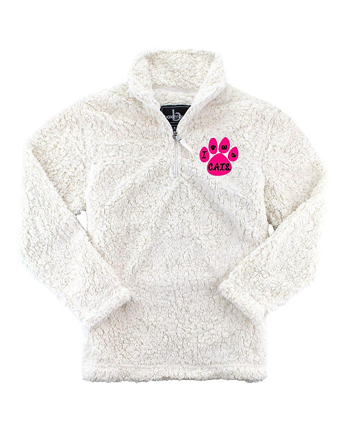 CATS Sherpa 1/4 Zip