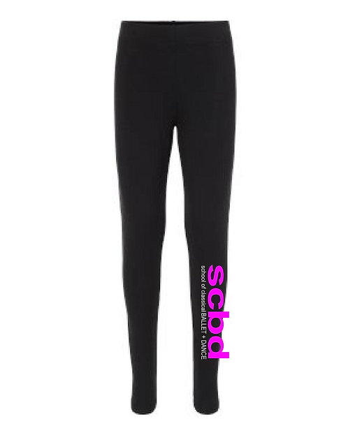 SCBD ladies and youth leggings