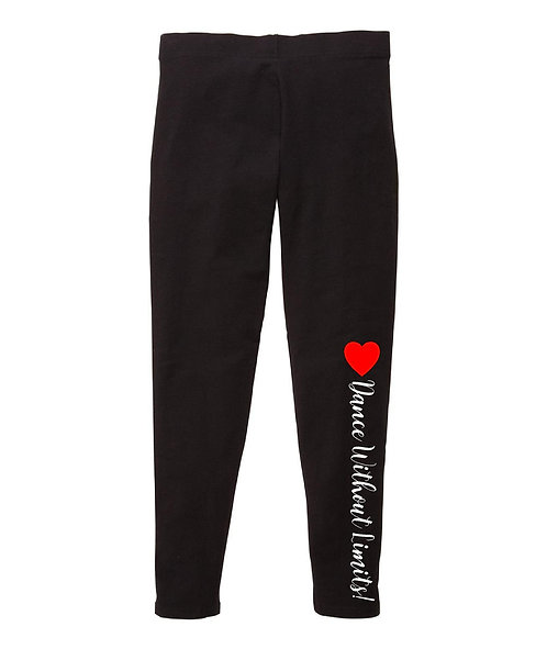DWOL Leggings youth and adult