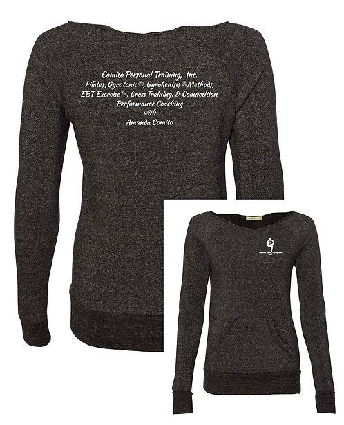 Comito Wide Neck Sweatshirt