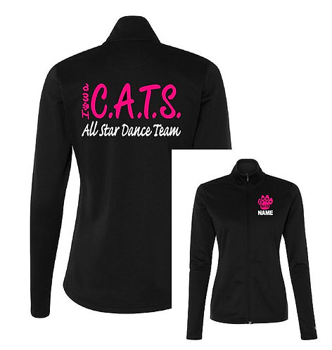 C.A.T.S. Performance Wear Full Zip Jacket