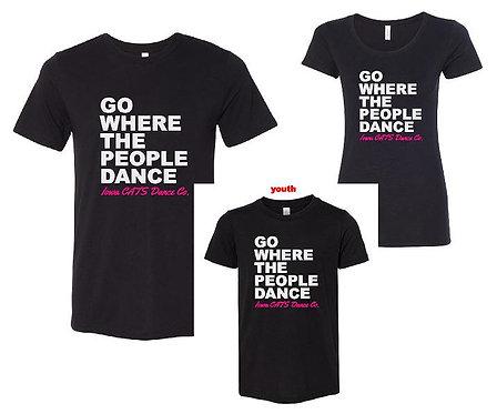 ICDC Fun triblend tshirt