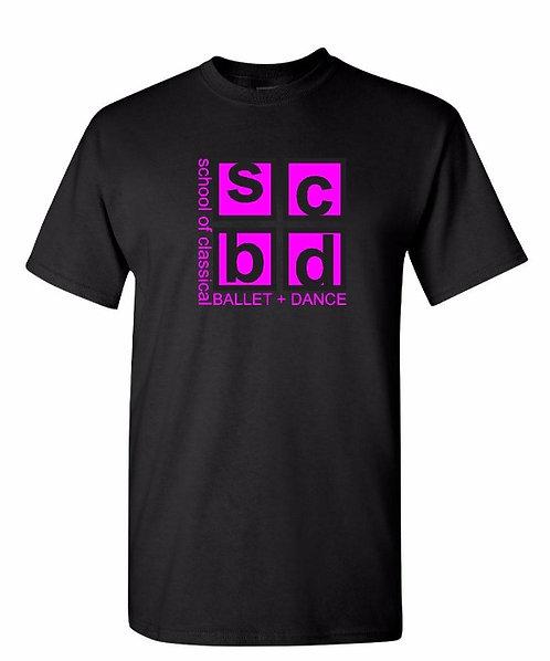 SCBD Unisex fit tshirt