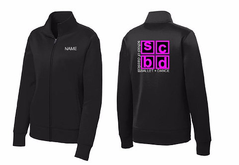 SCBD YOUTH Full Zip Performance Jacket