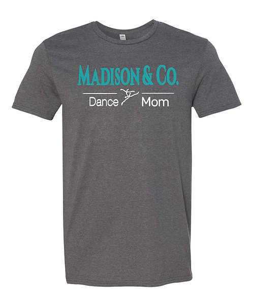 MCDS Youth and adult short sleeve logo tshirt