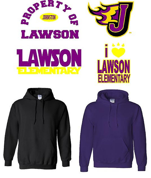 EXTENDED  Sizes Adult Hoodie  (LAE)