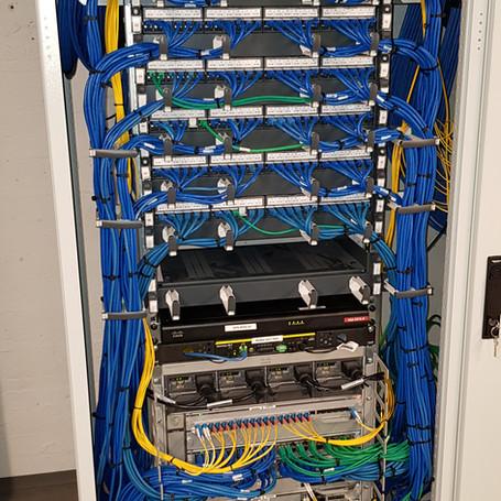 Data og Fibernettverk