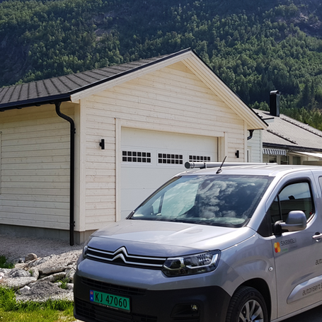 Ny bustad i Sandnes