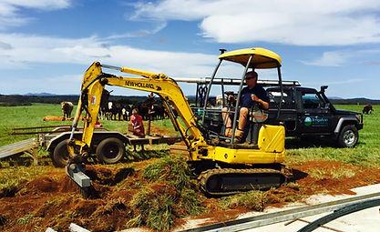 Trenching & Excavation