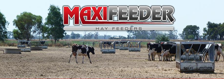 Maxi Hay Feeders