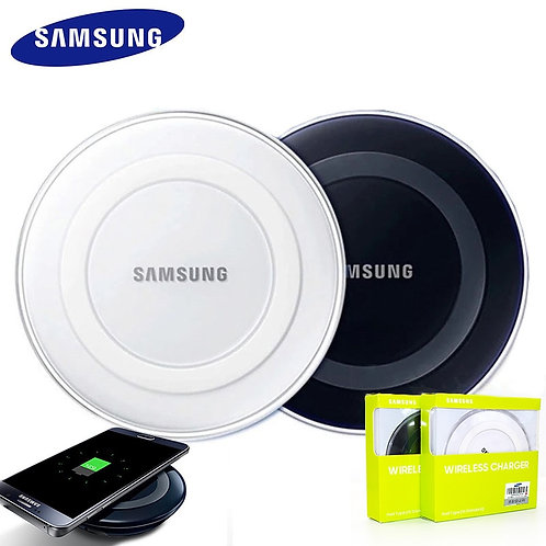 Samsung Wireless Charger for Galaxy & iPhone Qi Charging Pad