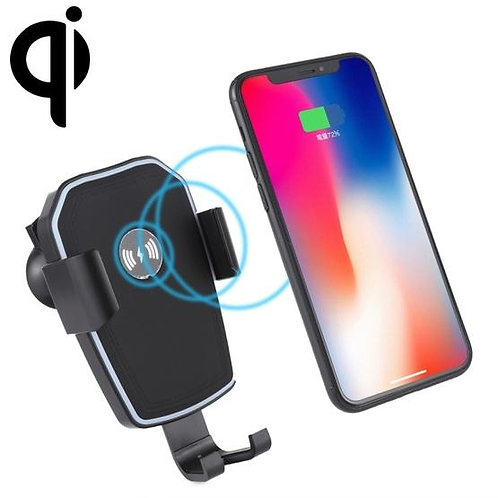 Wireless Quick-Charging Phone Car Mount