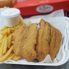 2 Pc. Catfish Filet