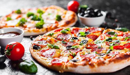 Kickin' Pizza