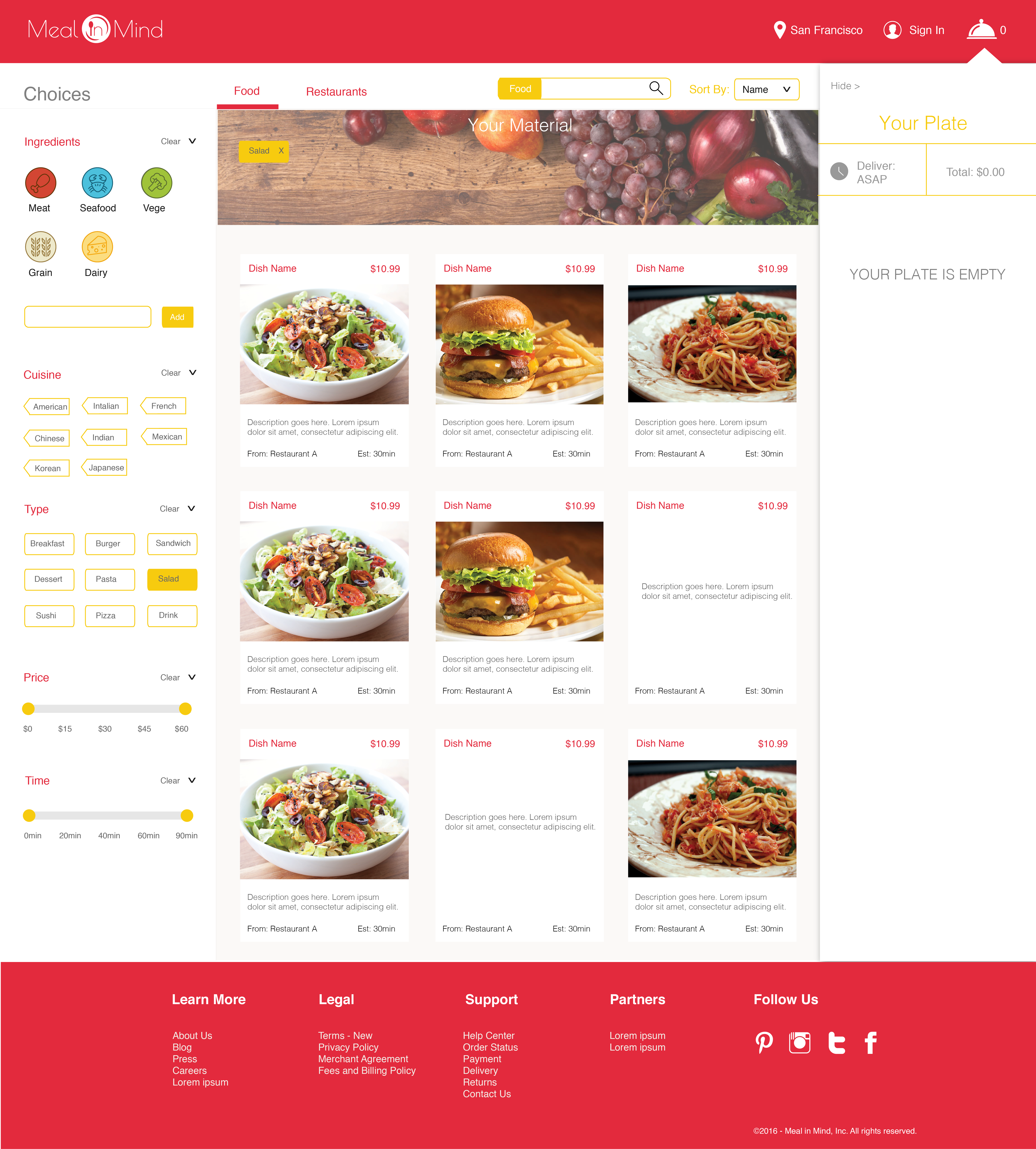 prototype3_Browse Food