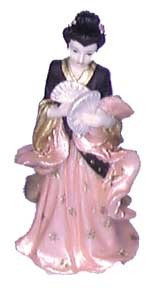 Oriental Lady (Peach)