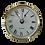 Thumbnail: 69mm Gold Finish Watch Insert