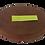 Thumbnail: Hard Wood Base Oval