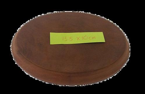 Hard Wood Base Oval
