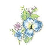 Flower Decals 282-043