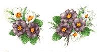 Flower Decals 282-064