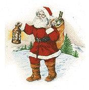 Santa Decals
