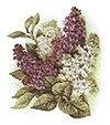 Flower Decals 282-054