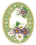 Flower Decals 282-067