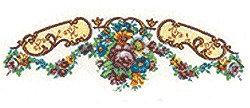 Flower Decals 282-012