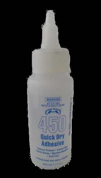450 Quick Dry Adhesive