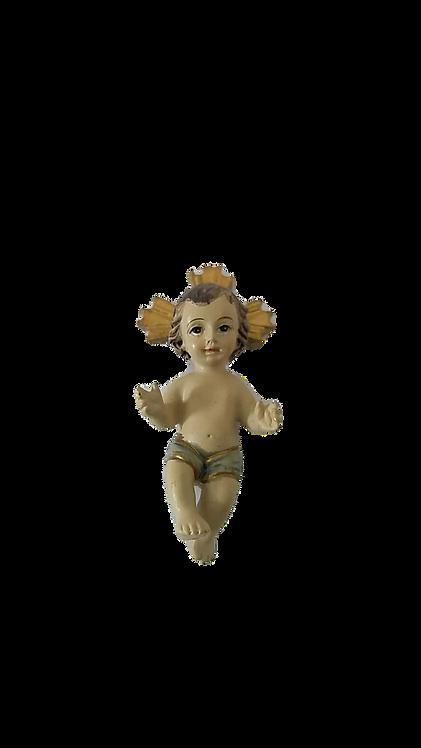 Tiny Resin Baby Jesus