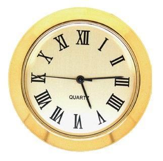 Clock 35mm insert