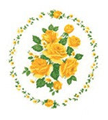 Flower Decals 282-110