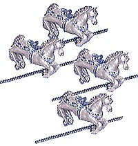 Horses & Poles